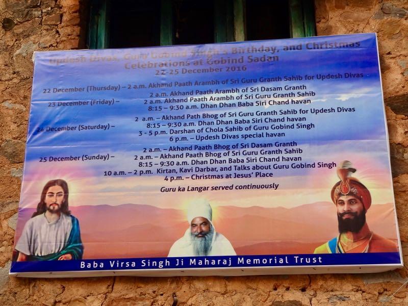 Melas programme banner