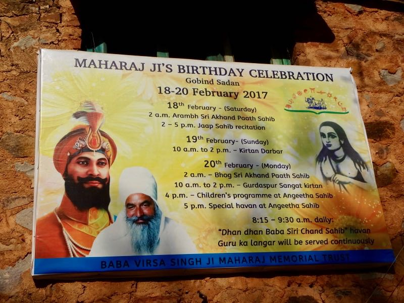 Maharaj birthday 2017