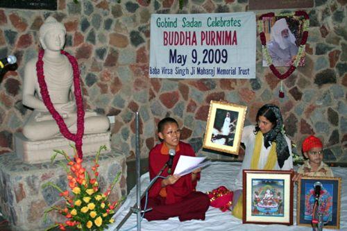 Buddha'a birthday celebration