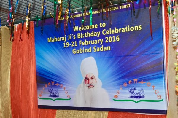 Maharaj Jis Birthday Celebration 2016